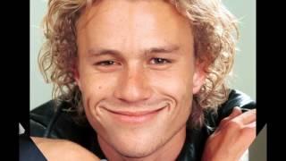 Хит Леджер (Heath Ledger) musical slide show