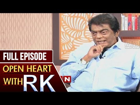 Senior Actor Jeeva Open Heart With RK   Full Episode   ABN Telugu