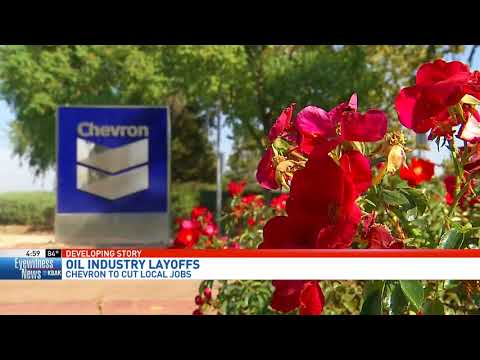 Chevron plans layoffs in San Joaquin Valley Business Unit