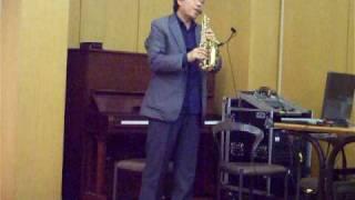 Gospel / Curved Soprano Saxophone