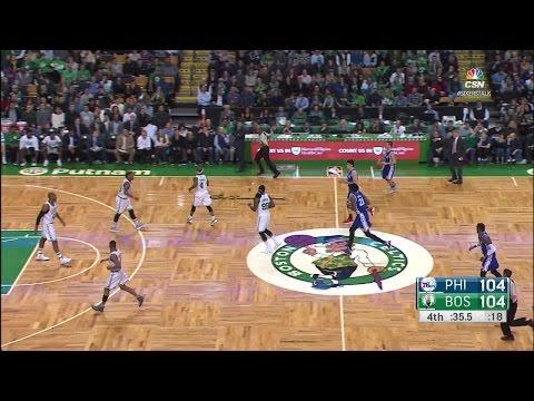Gerald Henderson l Highlights vs Celtics (1.6.17)