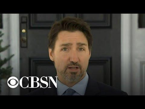 U.S. And Canada Close Border To Non-essential Traffic