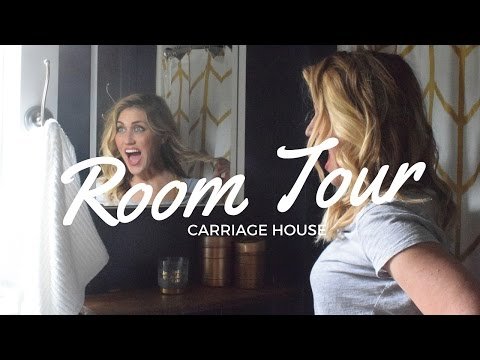 Room Tour: Carriage House