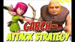 Clash of Clans | TH7 GArch Giants & Arch farming silver league. 5 million loot in 2 hours w replays