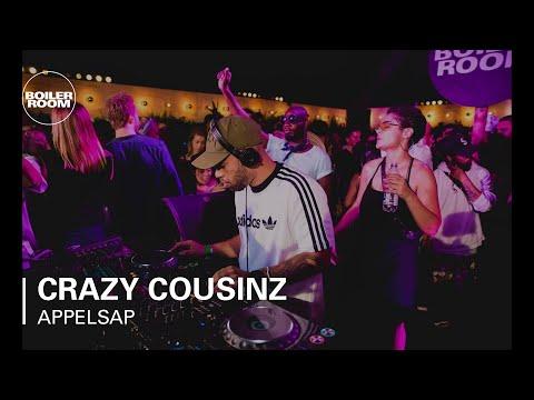 Crazy Cousinz Boiler Room x Appelsap Festival 2017 DJ Set