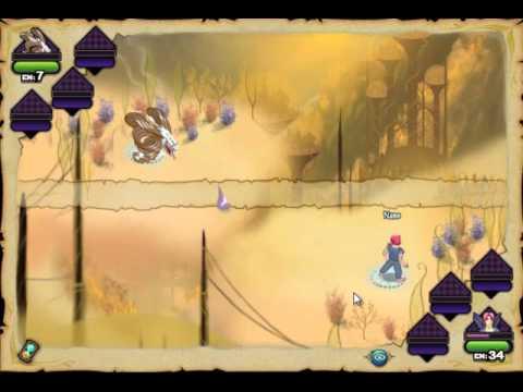 Magi-Nation Gameplay