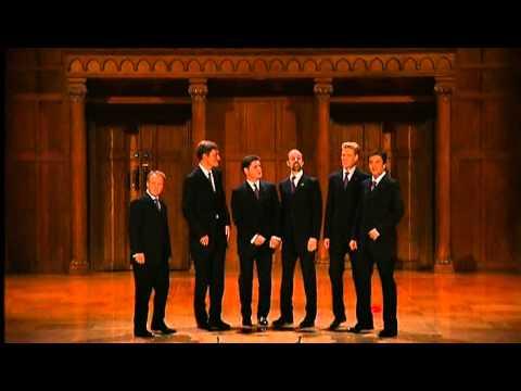 King's Singers - Masterpiece (subtitles) - Paul Drayton
