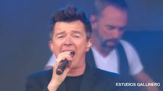 "RICK ASTLEY ""Never Gonna Give You Up"" METAL COVER with original vocals."