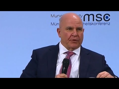 "McMaster: Evidence of Russian meddling is ""incontrovertible"""