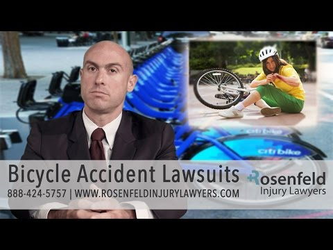 Chicago Bicycle Accident Lawsuits - Rosenfeld Injury Lawyers
