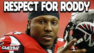 What Happened to Roddy White? (From Too Small to Play, To Atlanta Falcons Legend)