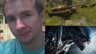 World of tanks/alien Quickybaby having fun