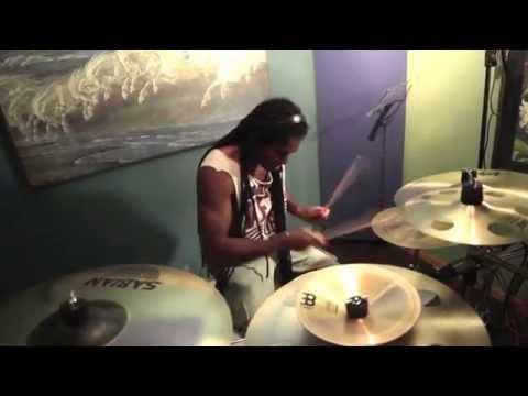"""Charles Weetly - Arctic Monkeys """"Brainstorm"""" (Drum Cover)"""