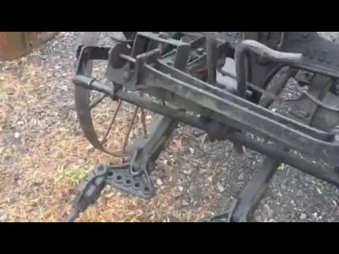 Oliver 23-A Horse Drawn Sulky Plow