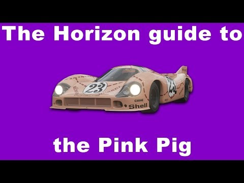 The Horizon Guide to the Pink Pig Mp3