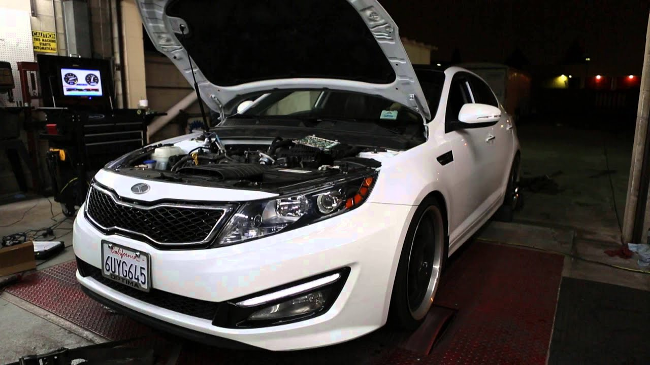 2012 kia optima 20l sx tune dyno youtube sciox Images