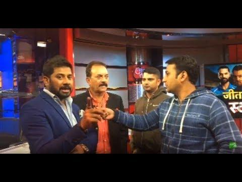 LIVE Ind vs SL: India Won by 8 wicket | Sports Tak