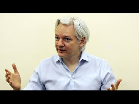 'Sex was consensual': Assange on 'denial of rape' claims given to Swedish prosecutor