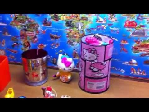 Видео, Игрушки из киндера и других сюрпризов. Kinder Surprise. kinder toys show