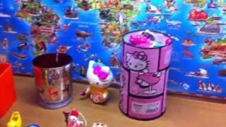 Игрушки из киндера и других сюрпризов. Kinder Surprise. kinder toys show