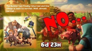 Builder is Back- Builder Story- TH4 Attack- Clash Of Clans