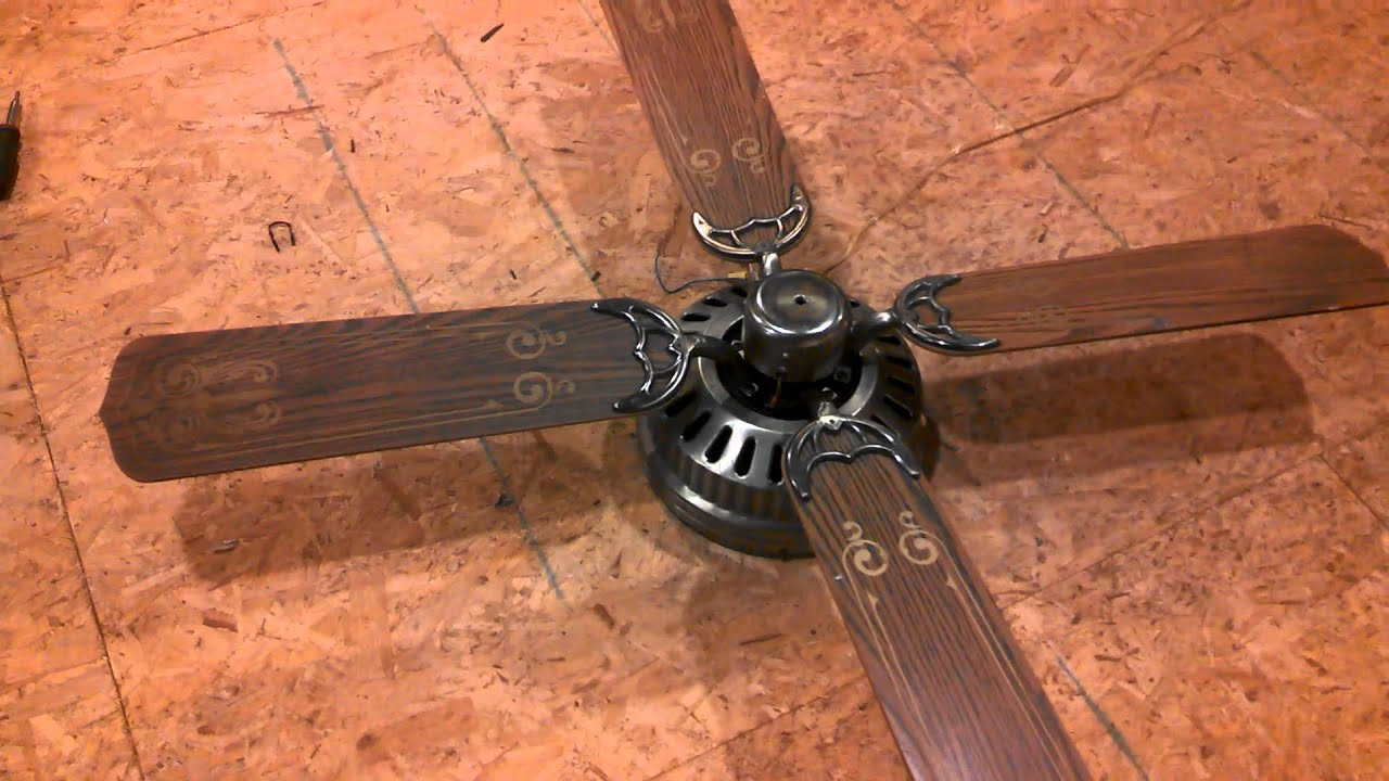Codep hugger ceiling fan model tc with cast iron motor part 2 codep hugger ceiling fan model tc with cast iron motor part 2 youtube mozeypictures Images