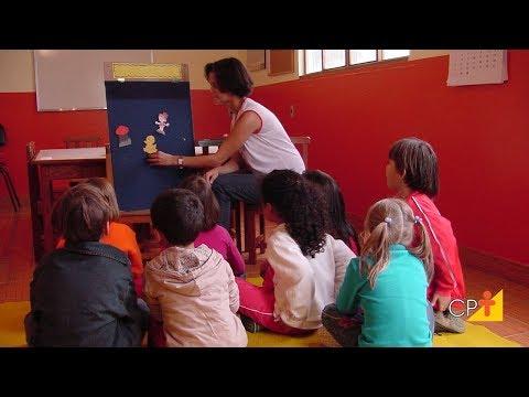 Clique e veja o vídeo Curso a Distância Confecção de Histórias de Flanelógrafo CPT