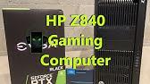 HP Z420 Processor Upgrade and Install (E5-2637 V2) - YouTube