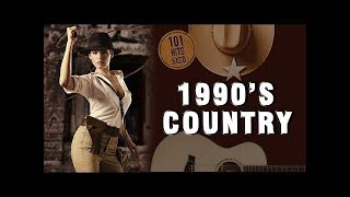 Top 100 Greatest Country Hits of 90s - Best 90s Classic Country Songs - Golden 90s Country Music