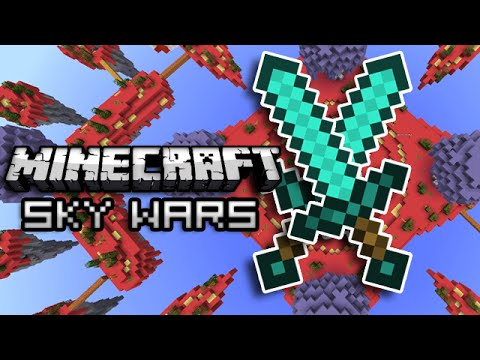 Minecraft: Welcome to Sky Wars! - YouTube