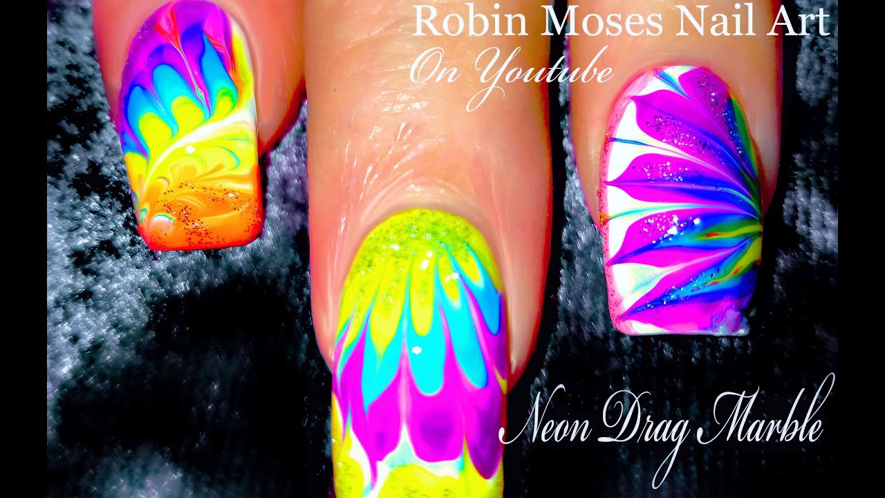 No water needed rainbow diva diy drag marble nail art tutorial no water needed rainbow diva diy drag marble nail art tutorial youtube prinsesfo Images