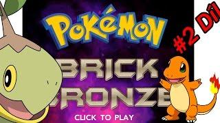 """Most je hotový a dostupný """"Mareep City Pokemon Brick Bronze"""" (Roblox) #2"""