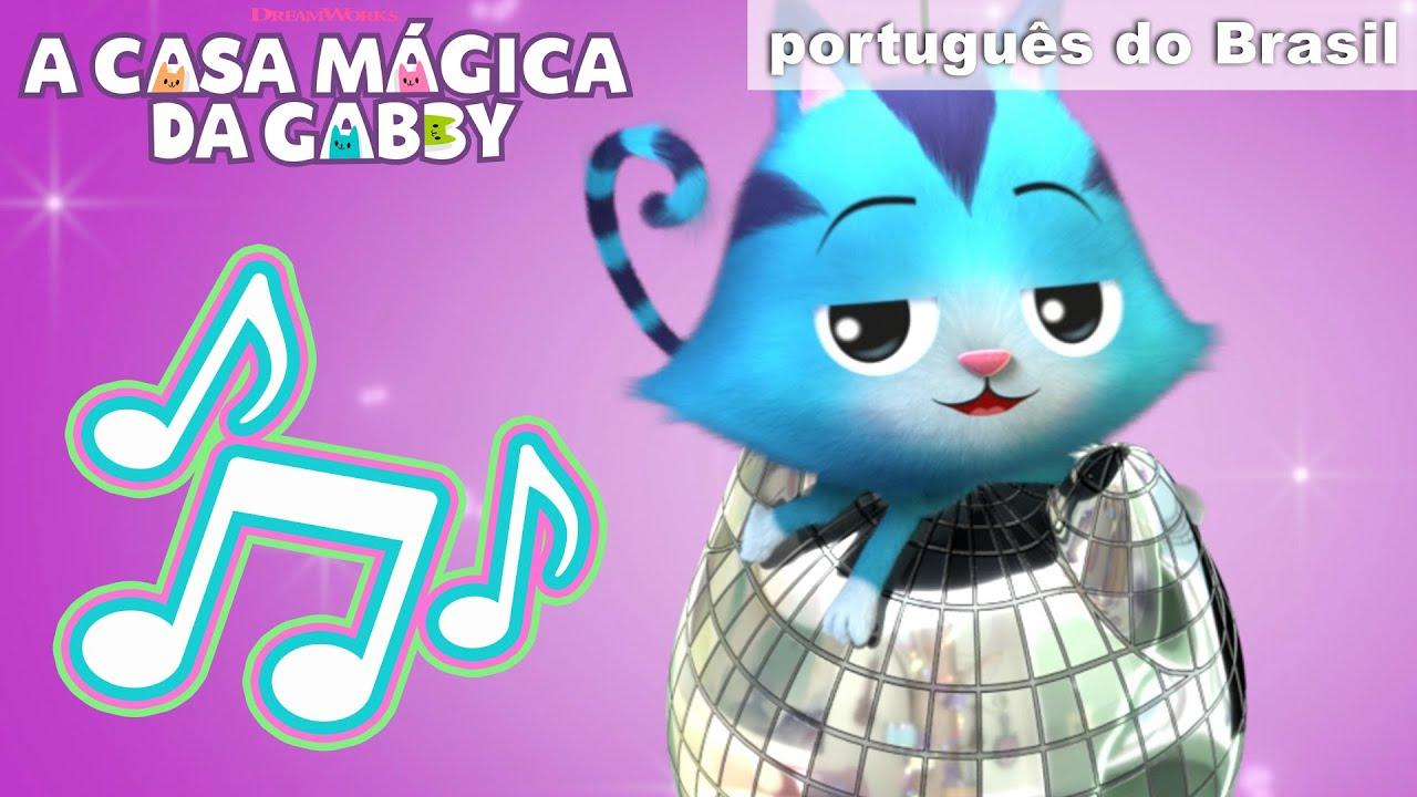 Gatuno - O Gato do Dia   A CASA MÁGICA DA GABBY   NETFLIX