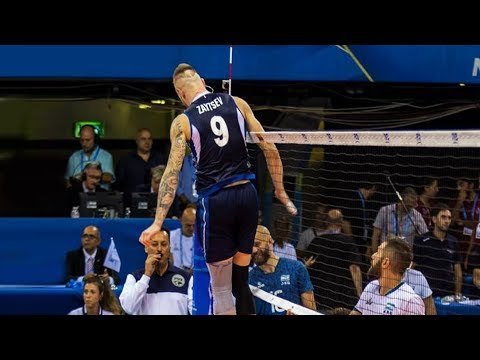 Best Volleyball Moments Of 2018