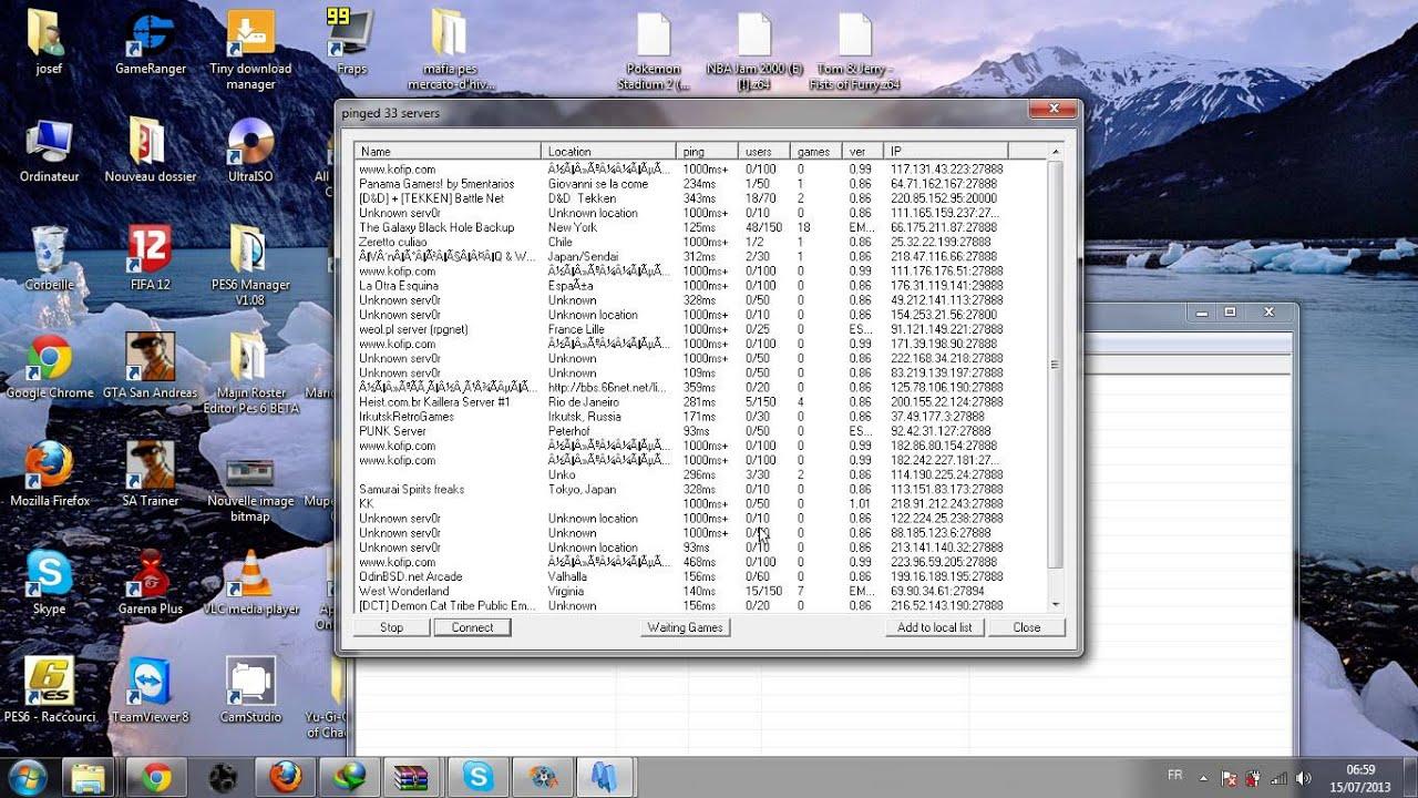 Mupen64 netplay