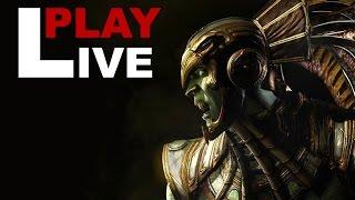 MORTAL NIGHT - PLAY Live - Mortal Kombat X