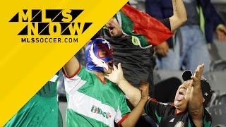 U.S. vs. Mexico: Fans React to Mexico's CONCACAF Cup Win