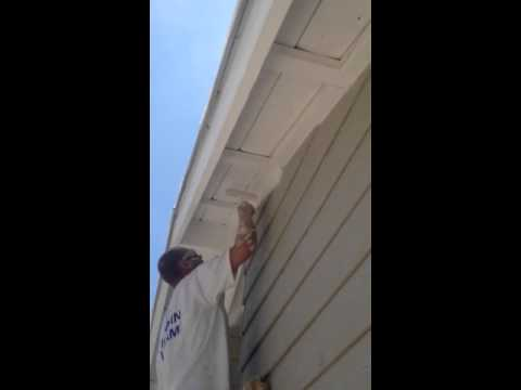 Good How To Back Roll Exterior Paint After Spraying By Maverick Painting San  Diego