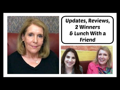 Updates, Reviews, Lunch With A Friend + 2 E-Gift Card Winners thumbnail