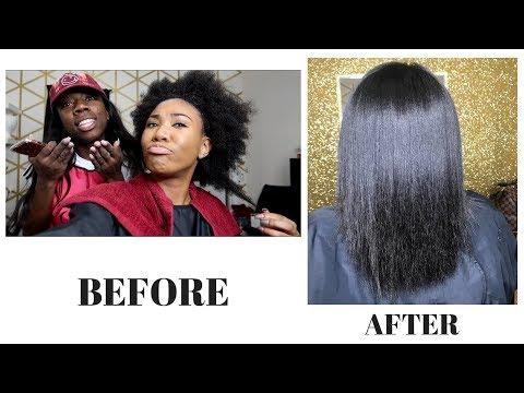 Season 10 Ep. 8 | WATCH ME TRANSFORM MY HAIR ! #NATURALHAIRSLAYAGE