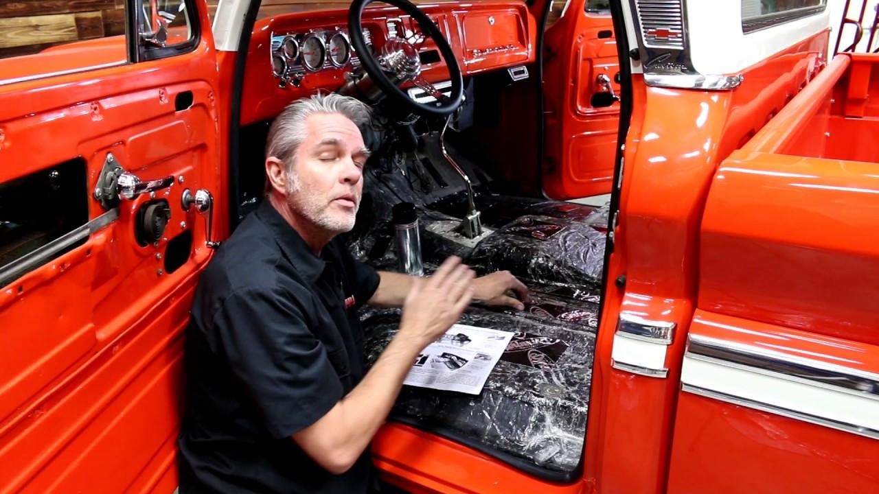 Classic Chevy Gmc Truck Carpet Installation Youtube