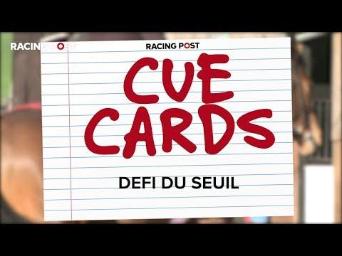 Cue Cards: Defi Du Seuil