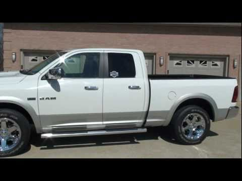 2009 dodge ram 1500 laramie quad cab 4x4 hemi for sale see www. Cars Review. Best American Auto & Cars Review