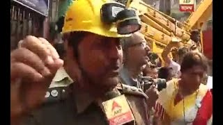 Vivekananda Over bridge Collapsed: Fire brigade personnel sharing his experience