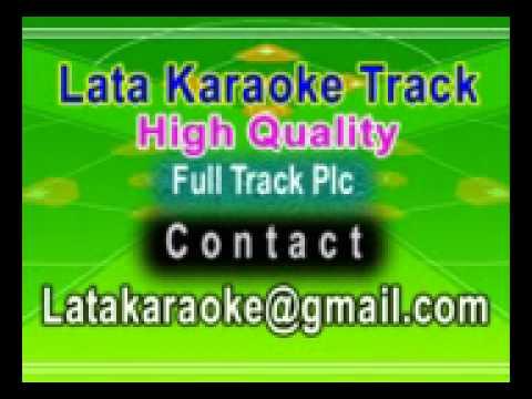 Sun Beliya Shukriya Meherbani Karaoke 100 Days {1991} Lata Mangeshkar,SP Bala