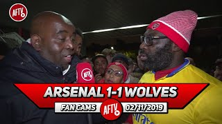 Arsenal 1-1 Wolves | I Don't See Any Improvement In This Team Under Emery! (Kenny Ken)