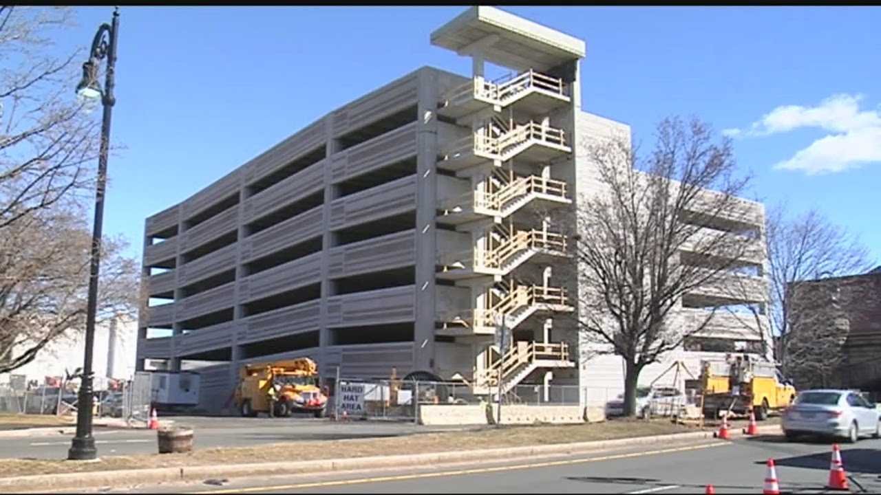 Union Station Parking Garage Nearly Finished Youtube Make Your Own Beautiful  HD Wallpapers, Images Over 1000+ [ralydesign.ml]