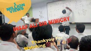 Insaf Ali sir and Atul Kumar Shukla Allen mimicry in MEB5 on Funday by Gulgul 😂😁✌👌