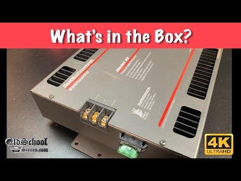 Powered Signal Processor? Vintage AudioControl System 90 Model 25 Amplifier [4K]