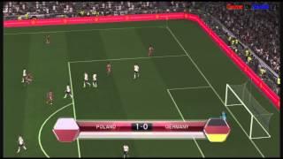 Pro Evolution Soccer 2014 gameplay [PS3]